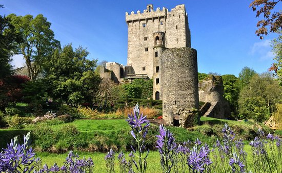 Cobh, Ireland: Blarney Castle and Gardens