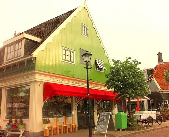 Zaandijk, هولندا: exterior of the bakery