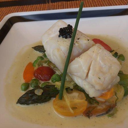 Benouville, France: Manoir'Hastings Restaurant