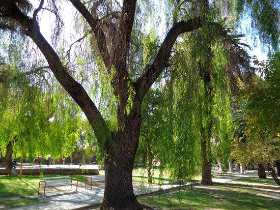 Plaza Gertrudis Funes