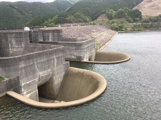 Ozuchi Dam