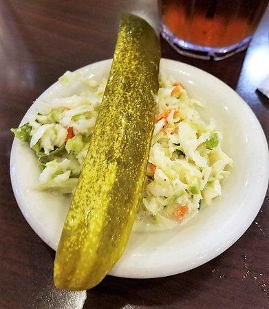 Madison Restaurant: Coleslaw