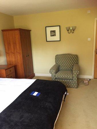 Clanfield, UK: bedroom