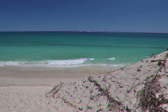 City Beach, Australia: Last view