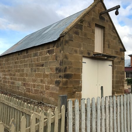 Oatlands, Austrália: Callington Mill