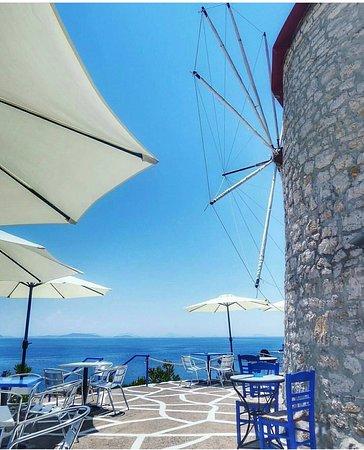 Kastos Island, Grecia: mylos
