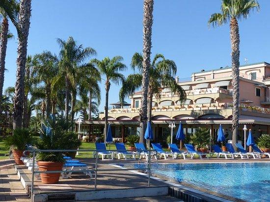 Hotel Orizzonte - Acireale Resmi