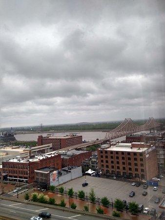 Hampton Inn - St. Louis Downtown at the Gateway Arch: IMG_20180503_155211837_HDR_large.jpg