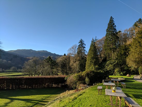 Grasmere, UK: Walk to the woodland