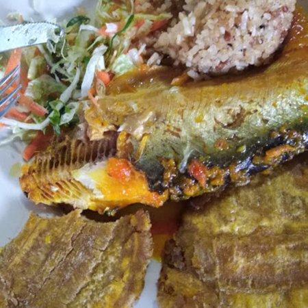 Pescaderia Quilichao : Comida del pacífico