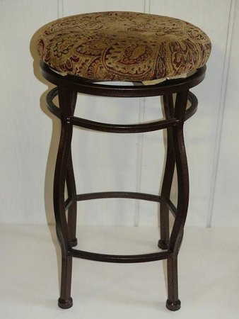 Bethlehem, CT: Swivel Stool