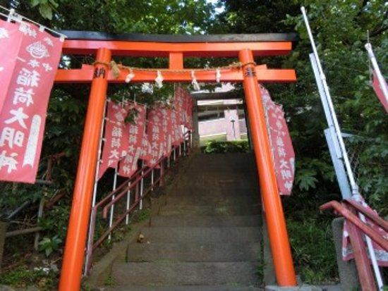 Nakano, اليابان: 青梅街道側から