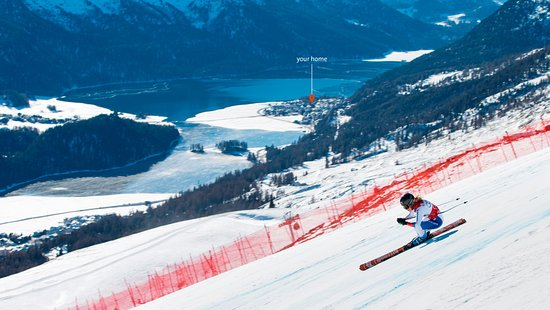 Silvaplana, Suisse : Your Home at FIS ALPINE WORLD SKI CHAMPIONSHIPS 2017