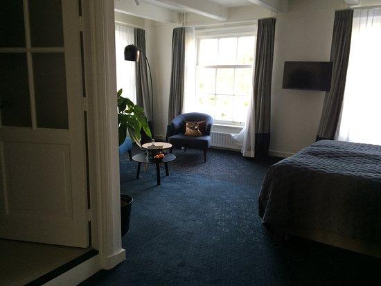 De Nederlanden: Chambre luxury n°4