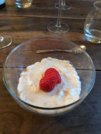Mouzeil, ฝรั่งเศส: dessert