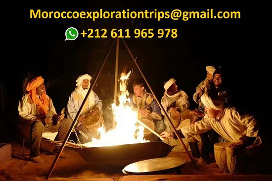 Morocco Exploration Trips