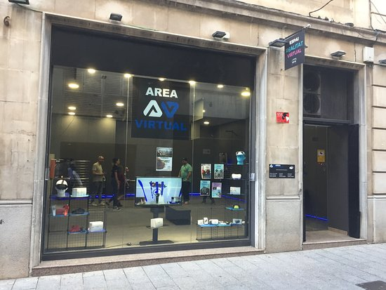 ‪AREA VIRTUAL Sabadell‬