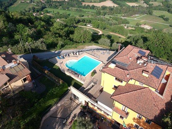 Montone, Italia: Hotel Fortebraccio