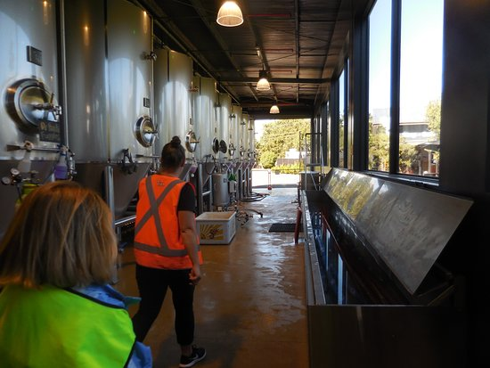 INTERESTING BREWERY TOUR