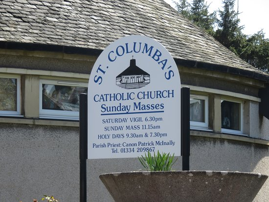 St Columbas Catholic Church