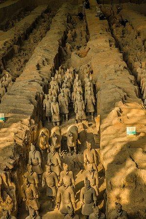 ChinaTours Beijing: terra cotta warriors