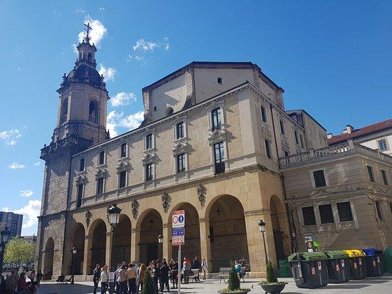 Iglesia de San Nicolas : Iglesia de San Nicolás, Bilbao