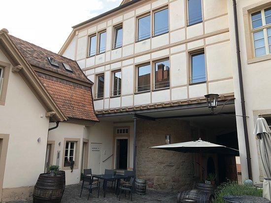 Freinsheim, Niemcy: Innenhof