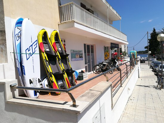 Alcudia, Spain: Sup and kayak rental with no guide
