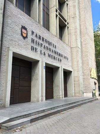 Basílica Hispanoamericana de Nuestra Seõra de la Merced