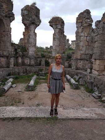 Perge Ancient City: Perge Antik Kenti