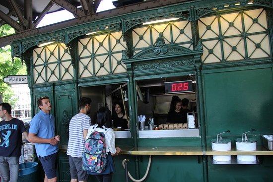 Burgermeister: Le kiosque