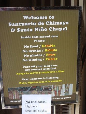 Chimayo, نيو مكسيكو: El Santuario de Chimayo