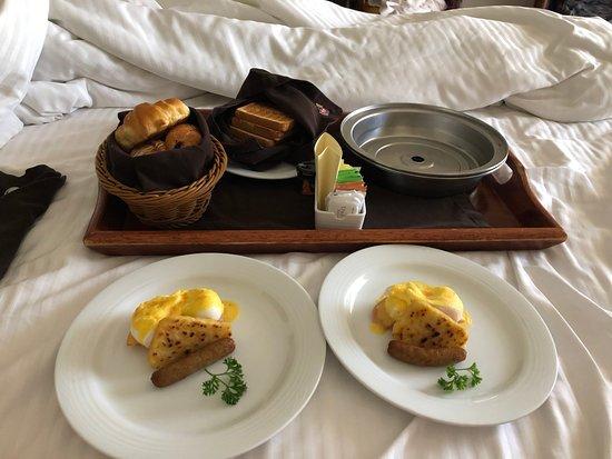Frühstück Am Bett frühstück am bett - picture of dreams tulum resort & spa, tulum