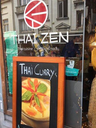 Thai Zen: тайский суп