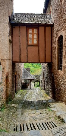 Conques, Frankrike: 20180512_133957_large.jpg