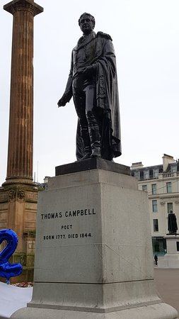 Thomas Campbell Statue