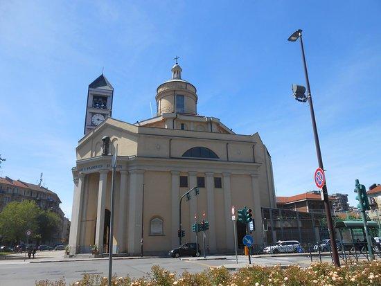 Chiesa Stimmate San Francesco D'Assisi