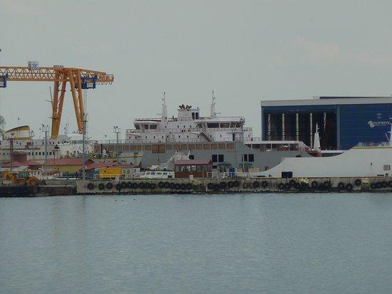 Tatvan, Turcja: Werft