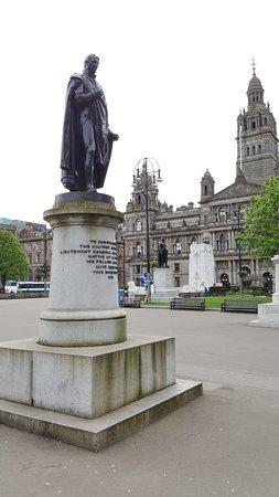 Sir John Moore Statue