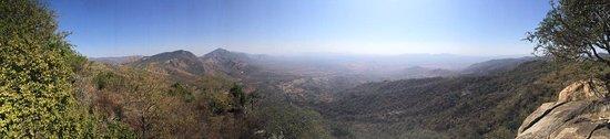 Nanyuki Municipality, Kenia: The viewpoint from the nearby Mukogodo forest.  Perfect for bush breakfasts, picnics and sundown