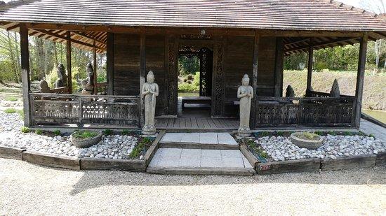 Jardins des Martels : Japanese Garden