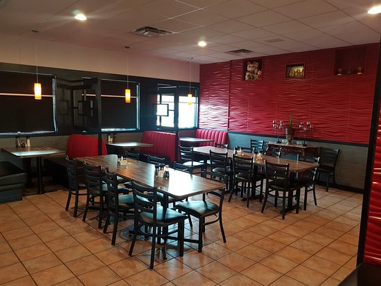 Redcliff, Canada: dinning area
