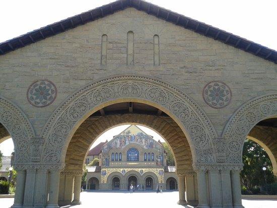 พาโลอัลโต, แคลิฟอร์เนีย: Stanford University 3
