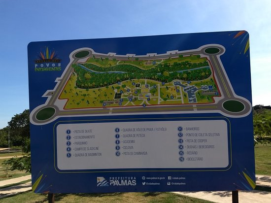 Parque dos Povos Indigenas
