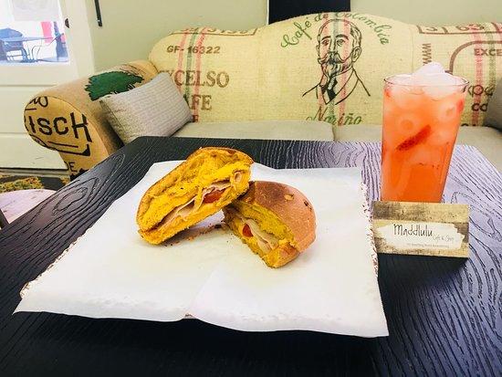 Porterdale, GA: Great sandwiches