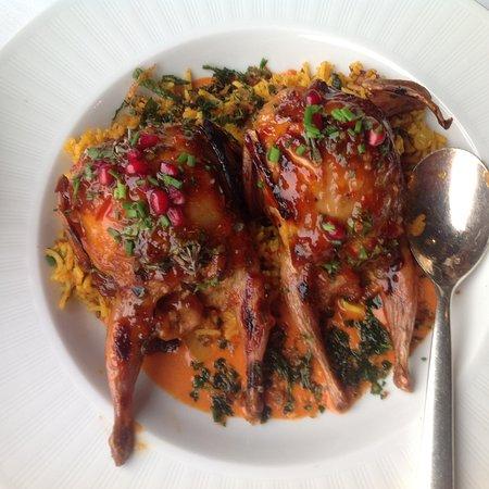 Fulton, MD: Baterra quail