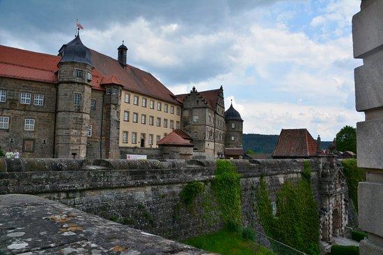 Festung Rosenberg - Deutsches Festungsmuseum: Festung Rosenberg. Einblicke während der Führung.