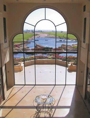 Window View - Picture of The Cascades Golf Resort, Spa & Thalasso, Soma Bay - Tripadvisor