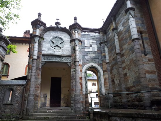 Rosazza, Italy: Simboli