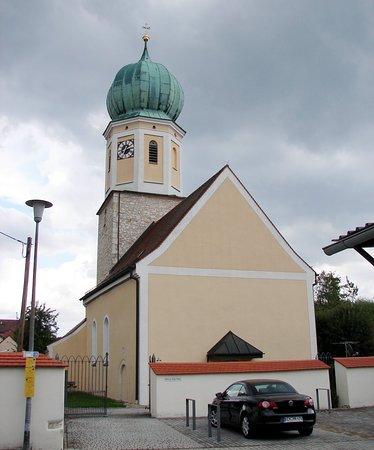 Ehemailge Jakobskirche Kelheimwinzer